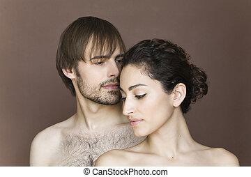 ungt par