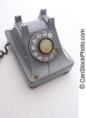 Unhooked phone