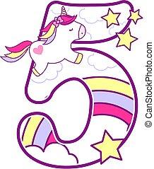 unicorn number 5