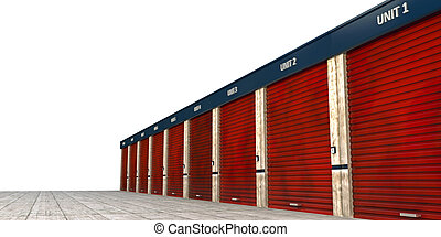 unidades, almacenamiento
