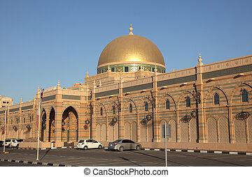 unido, museo, árabe, islámico, civilización, emiratos,...