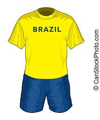 uniforme football