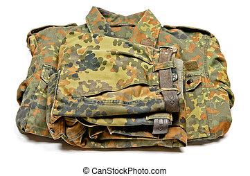 uniforme, militar
