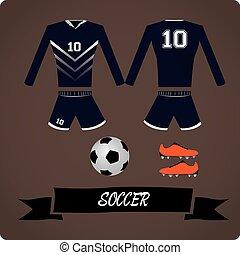 uniforme, sport