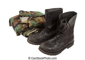 uniformes militares