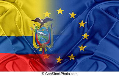 union, Équateur, européen