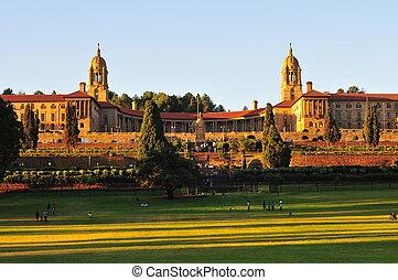 Union Buildings, Pretoria at Sunset