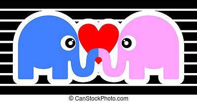 Union elephant