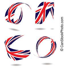 union flag ribbon