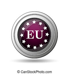 union, icône, européen