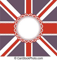 Union Jack background - Union Jack flag background