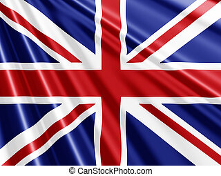 Union Jack Flag background - ideal for the Queens Jubilee