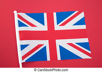 Union Jack Flag of UK