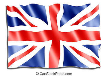 Union jack - Union Jack flag