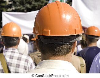 union, main-d'œuvre