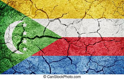 Union of the Comoros flag