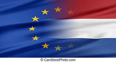 union, Pays-Bas, européen