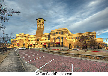 Union Station, Little Rock - Historic Union Station in ...