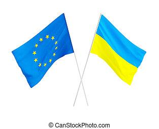union, ukraine, association, européen