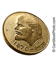 unione, soviet, medaglia