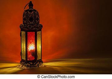Unique Antique lantern