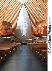 Unique church in California