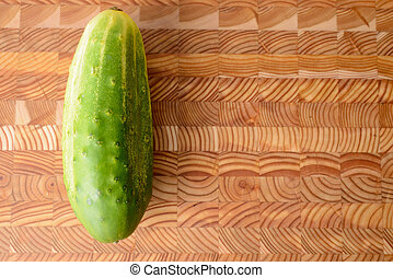 unique, concombre