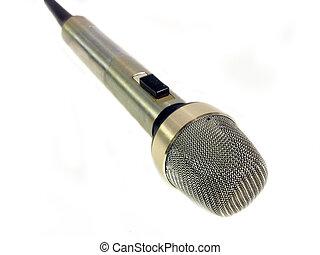 unique, microphone