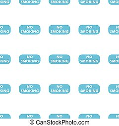 Unique No smoking seamless pattern