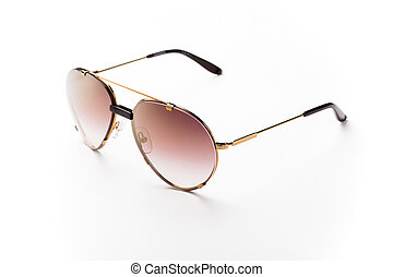 unisex sunglasses isolated against a white background