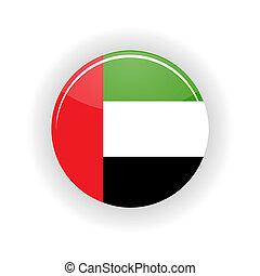 United Arab Emirates icon circle