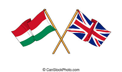 United Kingdom and Hungary alliance and friendship -...