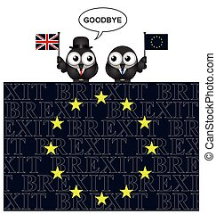 United Kingdom exit from the Europe - United Kingdom saying...