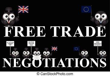 United Kingdom Free Trade negotiations - United Kingdom ...