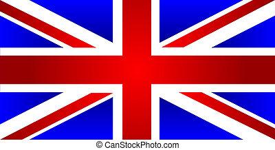 United Kingdom of Great Britain flag