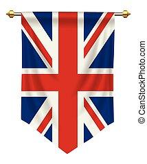 United Kingdom Pennant - United Kingdom flag or pennant...