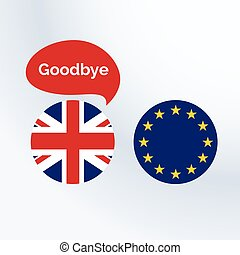 united kingdom saying goodbye to european union
