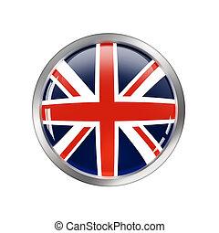 United Kingdom StickerButton for de