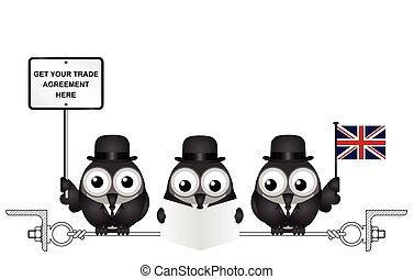 United Kingdom Trade Delegation - Comical United Kingdom ...