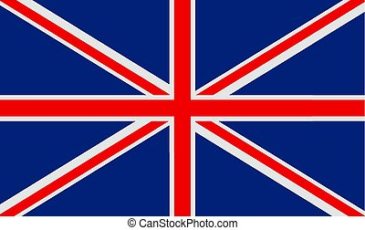 United Kingdom Vector Flag