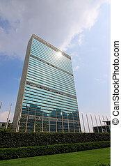 United Nations Headquarter - New York City, USA