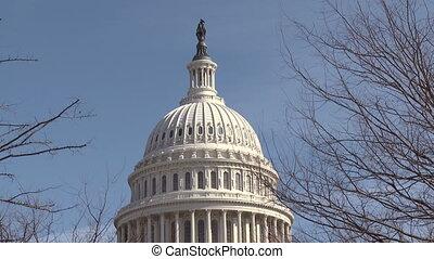 United States Capitol Building Rotu