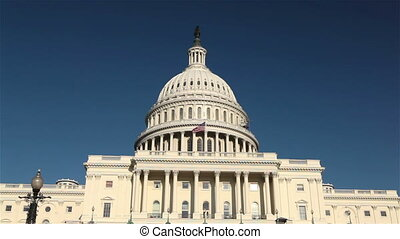 United States Capitol Building, Washington, DC