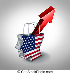 United States Consumer Condidence Rise