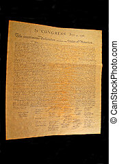 United States Declaration of Independence - Declaration of...