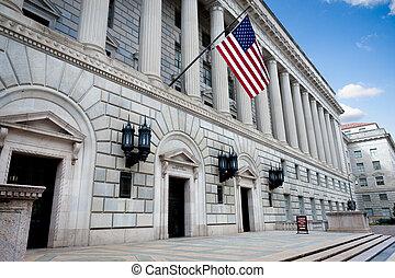 United States Department of Commerce, Washington DC