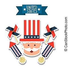 patriotic header