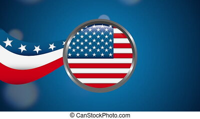 United States design, Video Animation HD1080
