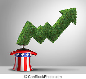 United States Economic Growth - United States economic...