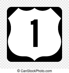 United States Highway shield